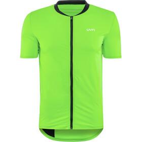 UYN Activyon MTB OW Shirt met Doorlopende Rits Heren, groen
